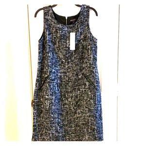 NEW with Tags Dana Buchman Textured Dress Size 10